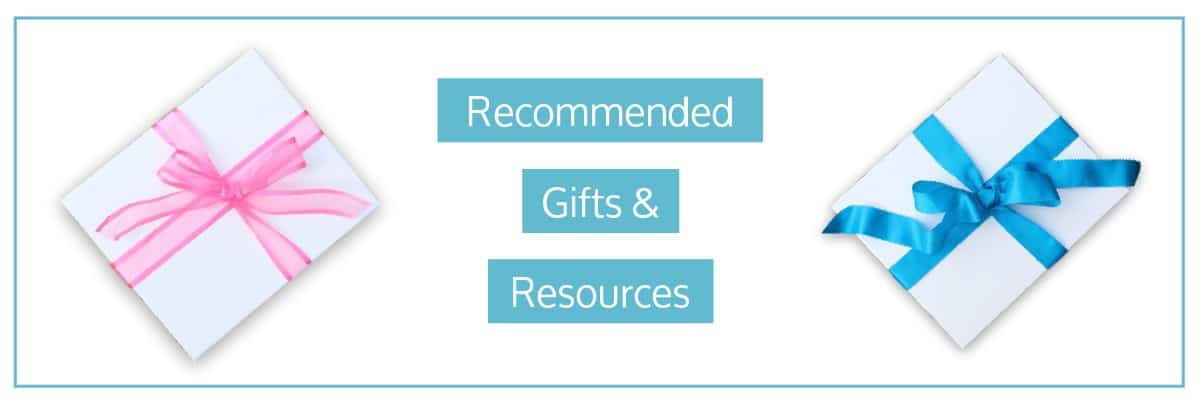 Recommended Gifts & Resources