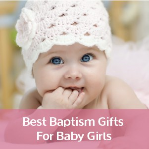 Baby Girl Baptism Gifts