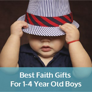 Faith Gifts Boy 1-4 Years