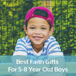 Faith Gifts for Boy 5-8 years