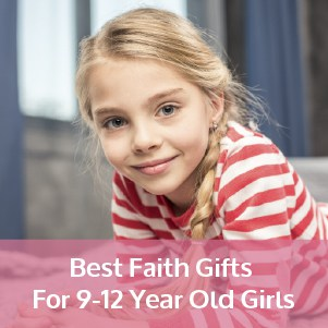 Faith Gifts for Girls 9-12 years