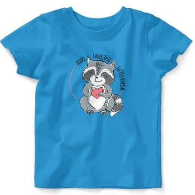 Baby Boy t-shirt - Little Rascal