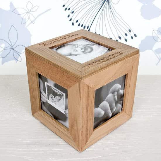 cube keepsake box