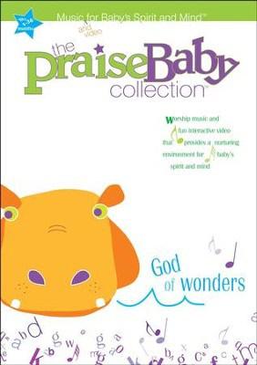 Praise Baby DVD - God of Wonders